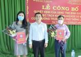 Huyện Bắc Tân Uyên: Thành lập trường THCS Tân Thành