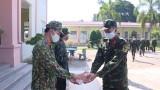 Vừa phòng, chống Covid-19, vừa bảo đảm nhiệm vụ quân sự - quốc phòng