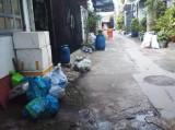 Cần sớm xử lý rác thải trong khu cách ly y tế