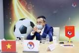U23 Việt Nam sẽ ra nước ngoài tập huấn