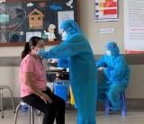 TX.Bến Cát tiêm vắc xin cho 3.600 người trong đợt 4