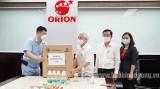 Cần nhân rộng mô hình điểm sản xuất an toàn tại nhà máy Orion Mỹ Phước