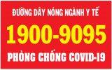 Số điện thoại đường dây nóng hỗ trợ phòng chống dịch Covid-19 tại tỉnh Bình Dương