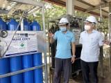 Bí thư Tỉnh ủy Bình Dương thăm, làm việc với Công ty khí công nghiệp Messer