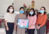 Hội Liên hiệp Phụ nữ huyện Bắc Tân Uyên: Thăm, tặng quà gia đình chính sách