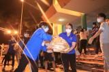 Tiếp nhận 18 tấn rau, củ, quả hỗ trợ từ Lâm Đồng