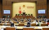 Kỳ họp thứ nhất, Quốc hội khóa XV: Bầu nhiều chức danh quan trọng