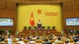 越南第十五届国会第一次会议新闻公报(第二号)