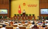 越南第十五届国会第一次会议新闻公报(第三号)