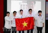 Học sinh Việt Nam giành huy chương Vàng Olympic Toán học quốc tế 2021