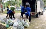 Huyện Bắc Tân Uyên: Hơn 2 tấn rau củ, quả đến với người dân khu cách ly, phong tỏa