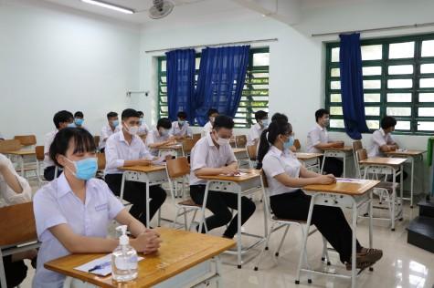 Khẩn trương chuẩn bị thi tốt nghiệp THPT năm 2021 đợt 2