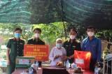 Đoàn Thanh niên Bộ Chỉ huy Quân sự tỉnh tri ân Mẹ Việt Nam anh hùng, gia đình chính sách