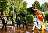 Provincial leaders visit Martyrs'Cemetery on 74th anniversary of Invalids and Martyrs' Day