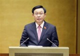 NA Chairman delivers speech on War Invalids and Martyrs Day