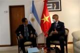 Vietnam seeks stronger partnership with Argentine province