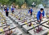 TX.Tân Uyên: Dâng hương tưởng nhớ các anh hùng liệt sĩ