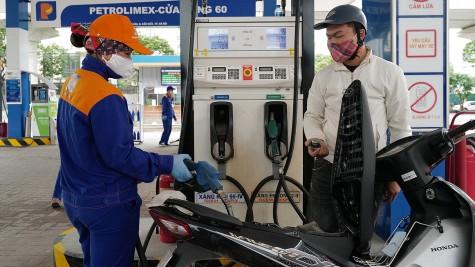 越南国内油价连续多日上涨后回落