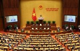 15th National Assembly wraps up first session