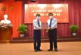 Phó Giáo sư – Tiến sĩ Phạm Minh Sơn được bổ nhiệm làm Giám đốc Học viện Báo chí và Tuyên truyền