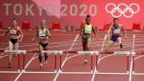 2020年东京奥运会:越南运动员郭氏兰挺进田径女子400米跨栏半决赛