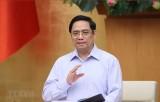 Thủ tướng gửi thư động viên các lực lượng tuyến đầu phòng, chống dịch