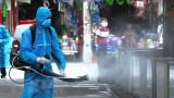 Bộ Y tế yêu cầu không phun hoá chất khử khuẩn SARS-CoV-2 ngoài trời