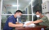 Xử lý đối tượng kích động, vận động công nhân đi xe máy thành đoàn về Hà Tĩnh