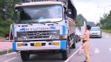 Tăng cường phòng chống dịch đối với người ngồi trên phương tiện vận chuyển hàng hóa
