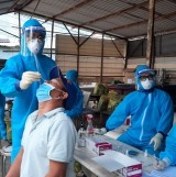 To support Binh Duong soon fighting the epidemic off