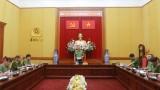越南与老挝加强禁毒合作
