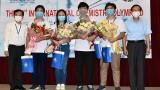 越南学生在国际化学奥林匹克竞赛中拿下三枚金牌