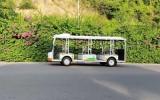 越南研制无人驾驶智能电动车