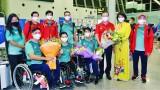 2020年东京残奥会:越南体育代表团抵达东京 为各比赛做好充足的准备