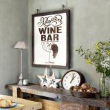 Ý tưởng trang trí tường bếp đẹp lung linh