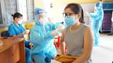 平阳为民众接种一百万剂新冠疫苗