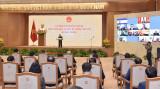 政府总理范明正:越南以人民为发展的核心、主体、主要资源和目标