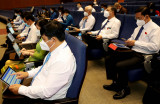 第十届省人民议会第二次例会:恢复经济 关照人民
