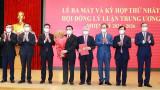 新一届越共中央理论委员会正式亮相