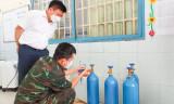 Bảo đảm nguồn cung ứng oxy y tế điều trị bệnh nhân Covid-19