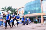20 tình nguyện viên lên đường thực hiện nhiệm vụ tại bệnh viện dã chiến (đợt 3)