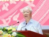 Tổng Bí thư: Khước từ mọi cám dỗ, giữ danh dự người cán bộ nội chính