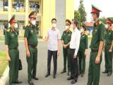 Deputy Prime Minister Vu Duc Dam: Binh Duong needs to focus on