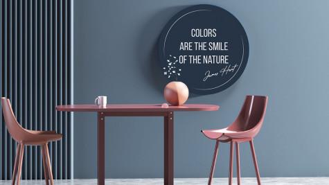 Xu hướng đơn sắc trong thiết kế nội thất