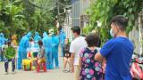 Phường Phú Cường, TP.Thủ Dầu Một: Phát hiện chùm lây nhiễm 76 ca F0