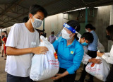 Binh Duong takes care of laborers amid pandemic